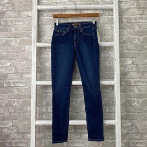 Joe's The Icon Mid Rise Skinny Ankle Jeans Size 24